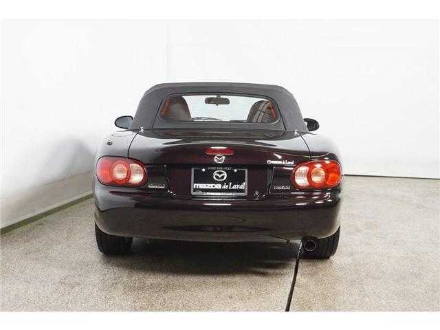 2004 Mazda MX-5 Miata GX (Stk: U7189) in Laval - Image 10 of 21