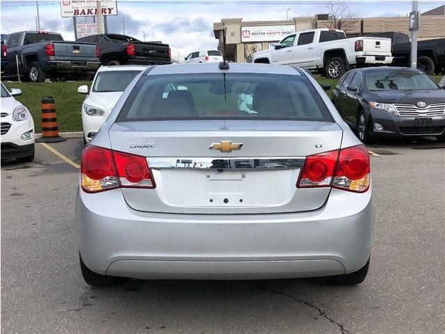 2016 Chevrolet Cruze Limited 1LT (Stk: U207153) in Mississauga - Image 4 of 17