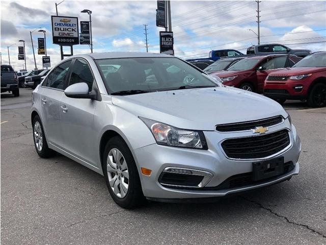 2016 Chevrolet Cruze Limited 1LT (Stk: U207153) in Mississauga - Image 7 of 17