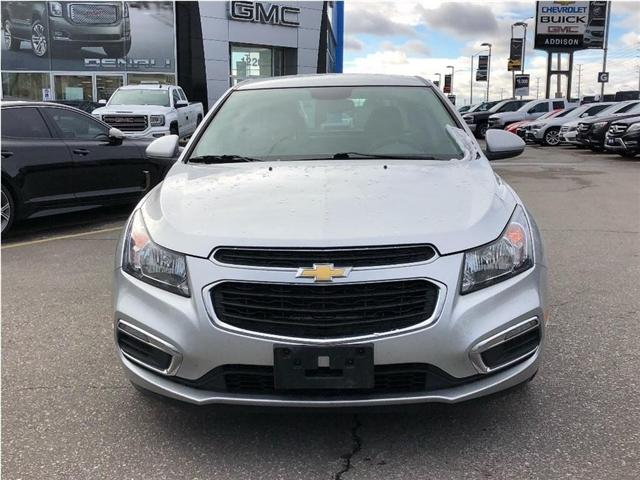 2016 Chevrolet Cruze Limited 1LT (Stk: U207153) in Mississauga - Image 8 of 17