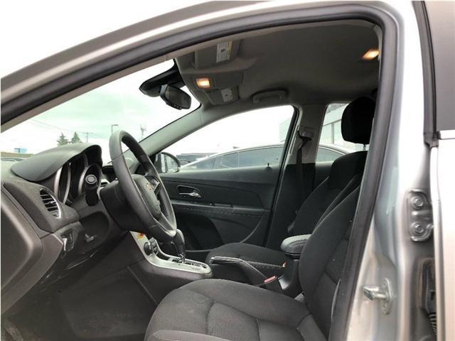 2016 Chevrolet Cruze Limited 1LT (Stk: U207153) in Mississauga - Image 10 of 17
