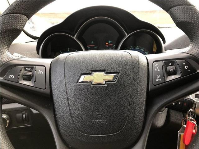 2016 Chevrolet Cruze Limited 1LT (Stk: U207153) in Mississauga - Image 13 of 17