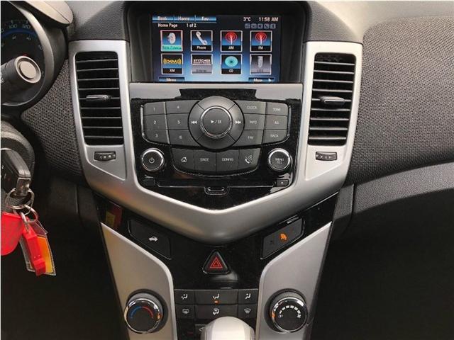 2016 Chevrolet Cruze Limited 1LT (Stk: U207153) in Mississauga - Image 14 of 17