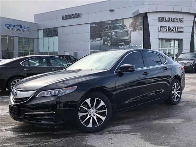 2017 Acura TLX Base (Stk: U800321) in Mississauga - Image 1 of 20