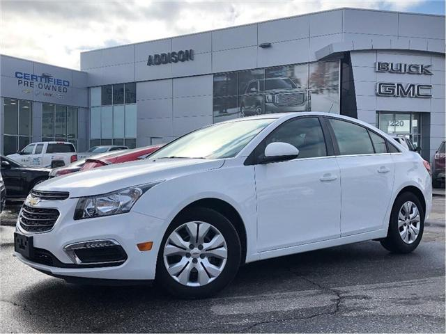 2015 Chevrolet Cruze 1LT (Stk: U104554) in Mississauga - Image 1 of 17
