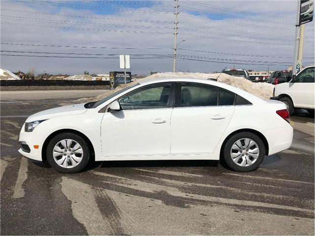 2015 Chevrolet Cruze 1LT (Stk: U104554) in Mississauga - Image 2 of 17