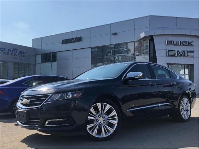 2015 Chevrolet Impala 2LZ (Stk: U219928) in Mississauga - Image 1 of 21