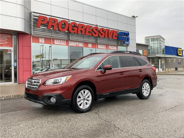 2016 Subaru Outback 2.5i Touring Package (Stk: G3299412) in Sarnia - Image 1 of 23