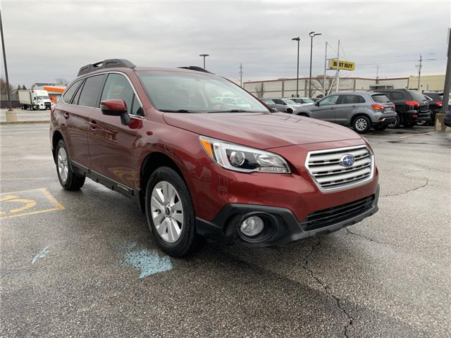 2016 Subaru Outback 2.5i Touring Package (Stk: G3299412) in Sarnia - Image 4 of 23