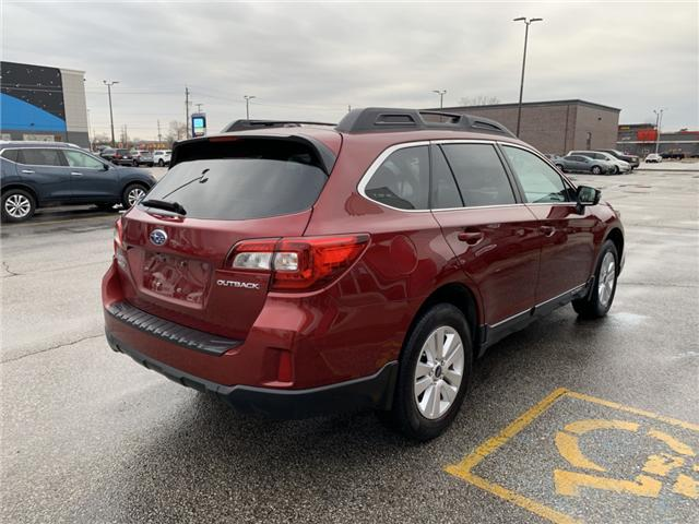 2016 Subaru Outback 2.5i Touring Package (Stk: G3299412) in Sarnia - Image 7 of 23