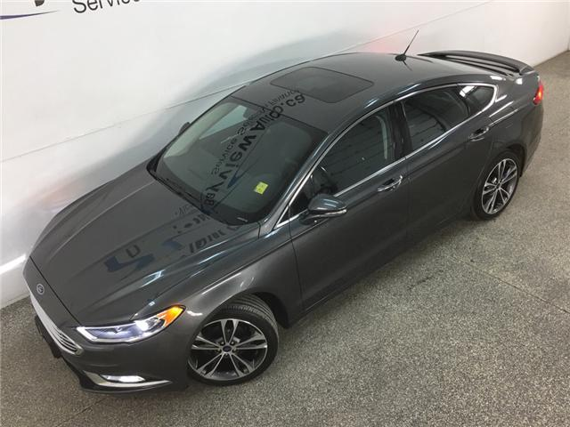 2018 Ford Fusion Titanium (Stk: 34638W) in Belleville - Image 2 of 30