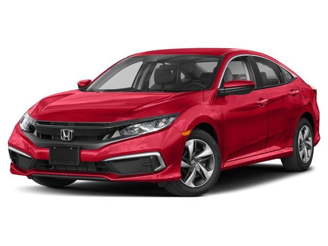 2019 Honda Civic LX (Stk: F19182) in Orangeville - Image 1 of 9