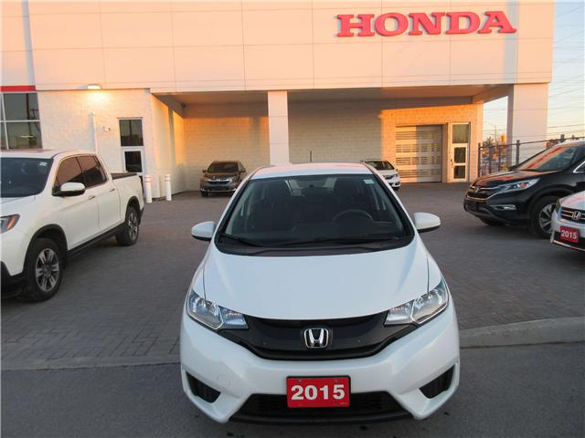 2015 Honda Fit LX (Stk: 26649L) in Ottawa - Image 2 of 10