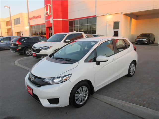 2015 Honda Fit LX (Stk: 26649L) in Ottawa - Image 1 of 10