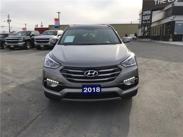 2018 Hyundai Santa Fe Sport 2.4 Base (Stk: 19156) in Sudbury - Image 2 of 13