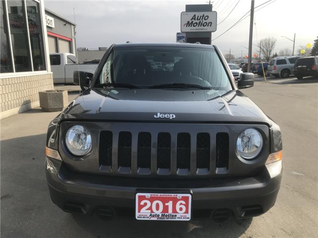 2016 Jeep Patriot Sport/North (Stk: 19364) in Chatham - Image 4 of 18