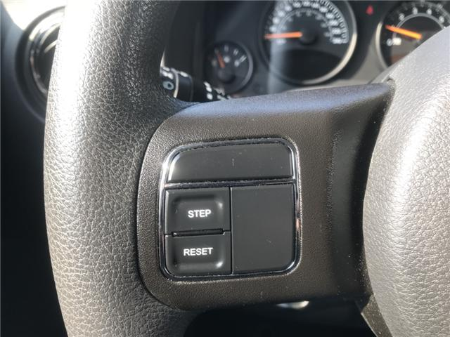 2016 Jeep Patriot Sport/North (Stk: 19364) in Chatham - Image 12 of 18