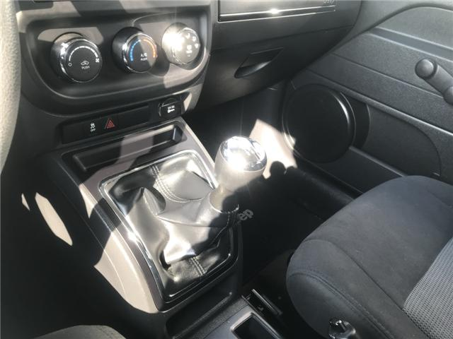 2016 Jeep Patriot Sport/North (Stk: 19364) in Chatham - Image 15 of 18