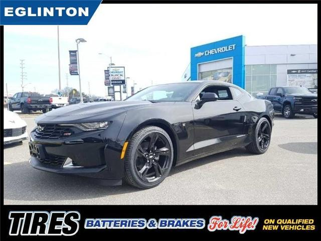 2019 Chevrolet Camaro LT (Stk: K0140404) in Mississauga - Image 1 of 16