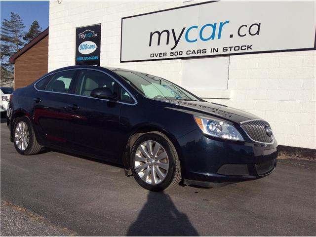 2015 Buick Verano Base (Stk: 190304) in Kingston - Image 1 of 21