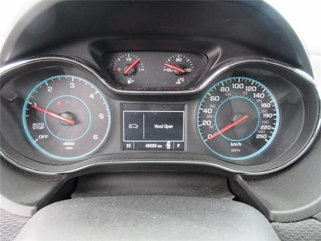 2017 Chevrolet Cruze LT Auto (Stk: K14244A) in Ottawa - Image 2 of 13