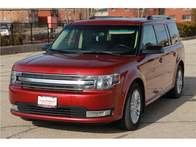 2013 Ford Flex SEL (Stk: 1904123) in Waterloo - Image 1 of 30