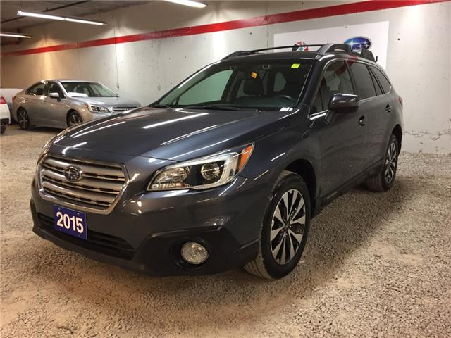 2015 Subaru Outback 3.6R Limited Package (Stk: P262) in Newmarket - Image 1 of 19