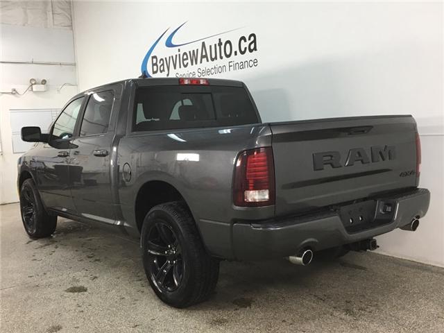 2018 RAM 1500 Sport (Stk: 34590J) in Belleville - Image 6 of 29