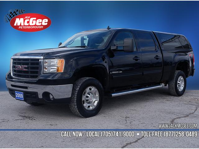 2009 GMC Sierra 2500HD SLT (Stk: 18733B) in Peterborough - Image 1 of 17