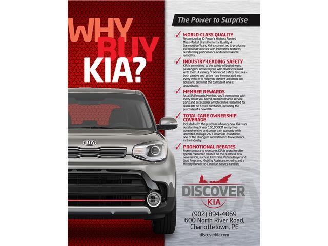 2019 Kia Sportage  (Stk: S6122A) in Charlottetown - Image 2 of 10