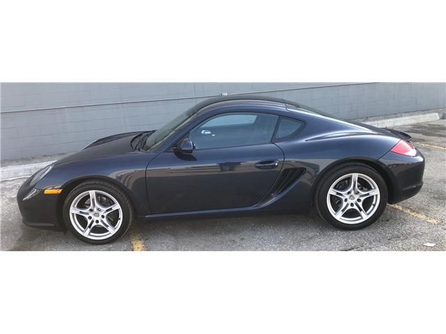 2010 Porsche Cayman Base (Stk: P0912) in Edmonton - Image 1 of 23