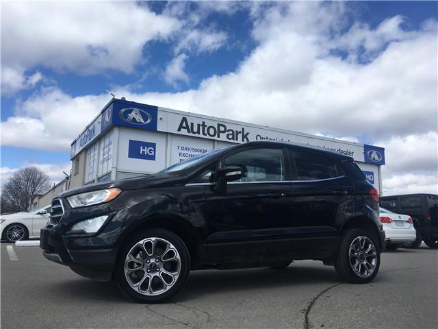2018 Ford EcoSport Titanium (Stk: 18-01233) in Brampton - Image 1 of 26