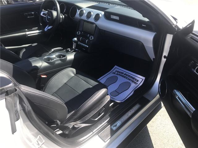 2017 Ford Mustang EcoBoost Premium (Stk: -) in Lower Sackville - Image 10 of 18