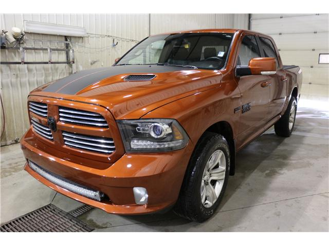 2017 RAM 1500 Sport (Stk: JP023A) in Rocky Mountain House - Image 1 of 28