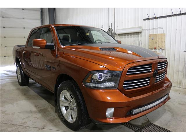 2017 RAM 1500 Sport (Stk: JP023A) in Rocky Mountain House - Image 3 of 28