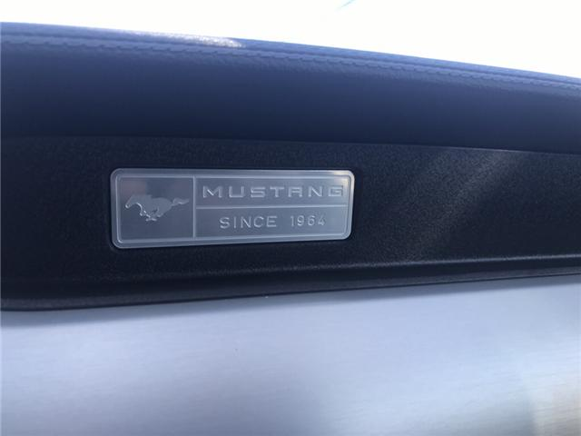 2017 Ford Mustang EcoBoost Premium (Stk: -) in Lower Sackville - Image 16 of 18