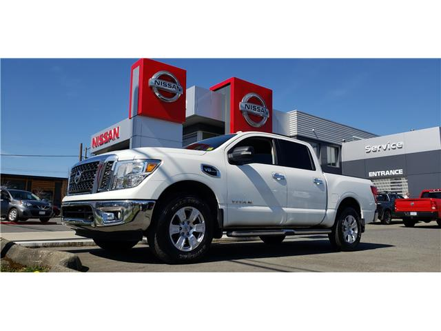 2017 Nissan Titan PRO-4X (Stk: 8T0449A) in Duncan - Image 1 of 3