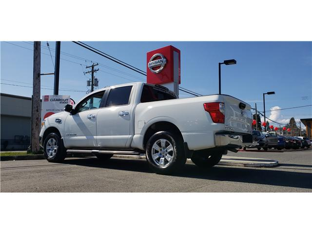 2017 Nissan Titan PRO-4X (Stk: 8T0449A) in Duncan - Image 2 of 3