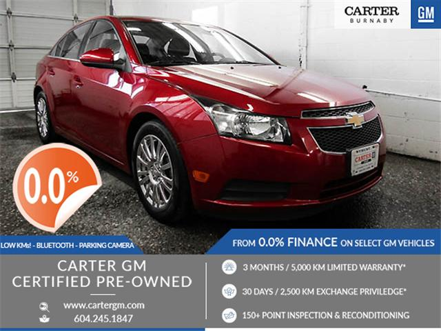2014 Chevrolet Cruze ECO (Stk: P9-57870) in Burnaby - Image 1 of 24