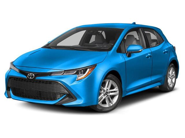 2019 Toyota Corolla Hatchback SE Upgrade Package (Stk: 19246) in Brandon - Image 1 of 9