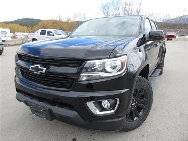 2019 Chevrolet Colorado Z71 (Stk: 1282049) in Cranbrook - Image 1 of 18