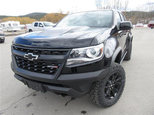 2019 Chevrolet Colorado ZR2 (Stk: 1207882) in Cranbrook - Image 1 of 18