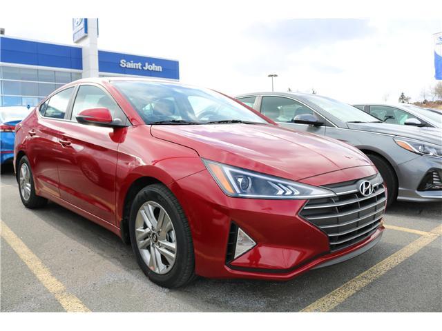 2019 Hyundai Elantra Preferred (Stk: 92716) in Saint John - Image 1 of 3