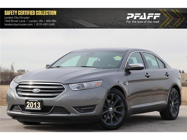 2013 Ford Taurus Limited (Stk: LUU8567B) in London - Image 1 of 21