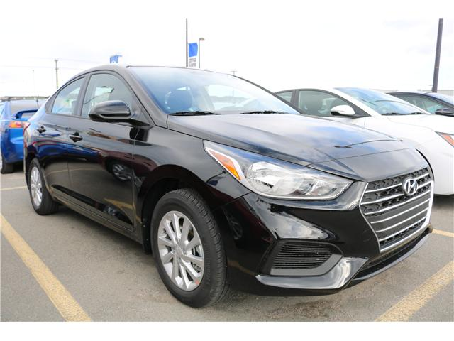 2019 Hyundai Accent Preferred (Stk: 91744) in Saint John - Image 1 of 3