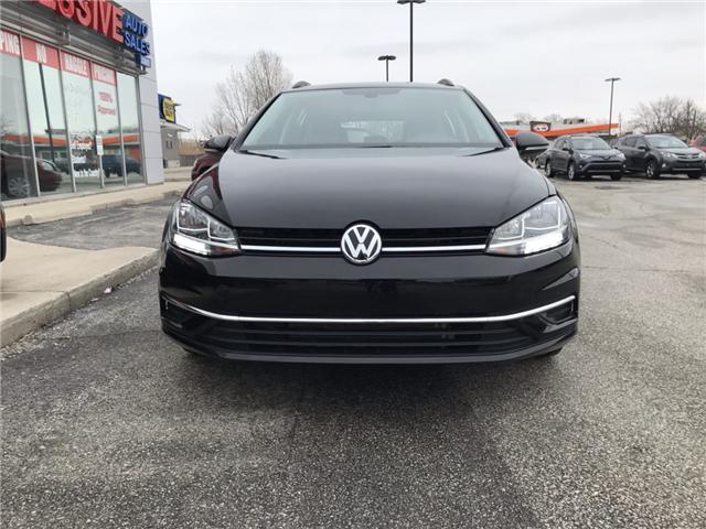 2018 Volkswagen Golf SportWagen 1.8 TSI Comfortline (Stk: JM761686) in Sarnia - Image 2 of 24