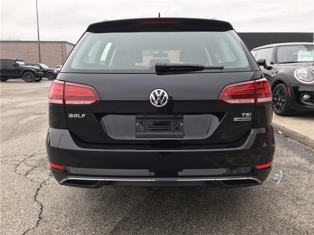 2018 Volkswagen Golf SportWagen 1.8 TSI Comfortline (Stk: JM761686) in Sarnia - Image 5 of 24