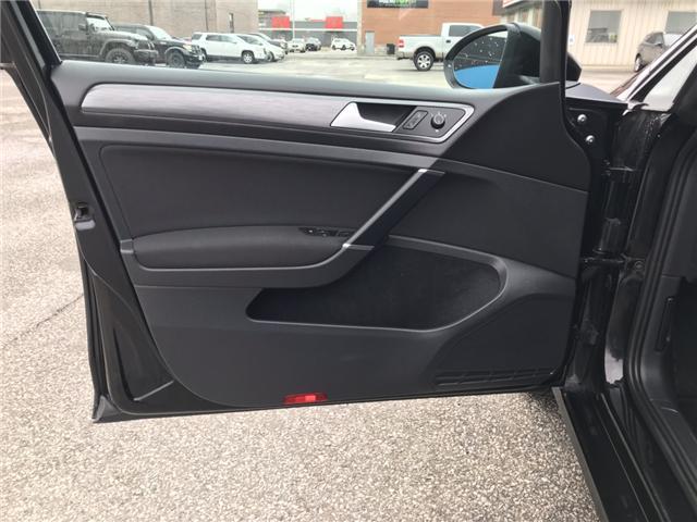 2018 Volkswagen Golf SportWagen 1.8 TSI Comfortline (Stk: JM761686) in Sarnia - Image 9 of 24