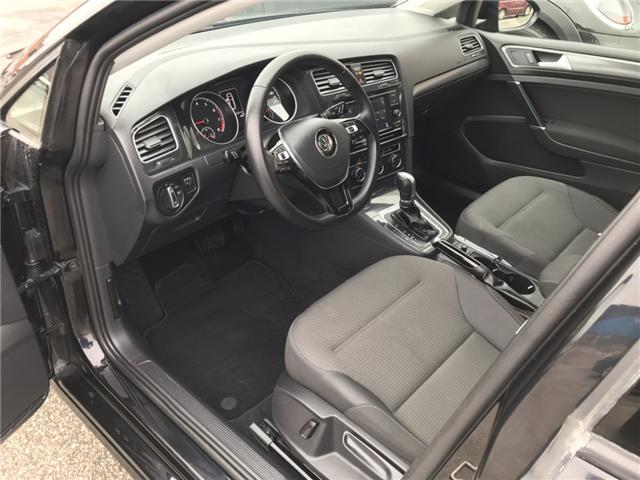 2018 Volkswagen Golf SportWagen 1.8 TSI Comfortline (Stk: JM761686) in Sarnia - Image 10 of 24
