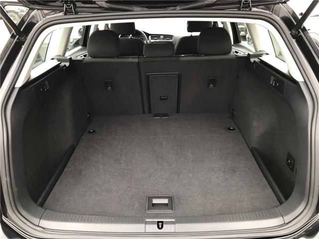 2018 Volkswagen Golf SportWagen 1.8 TSI Comfortline (Stk: JM761686) in Sarnia - Image 13 of 24